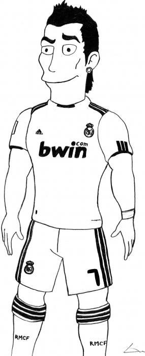 Cristiano Ronaldo par Dodi_17
